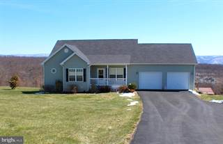Single Family for sale in 67 BRYNNER DRIVE, Petersburg, WV, 26847