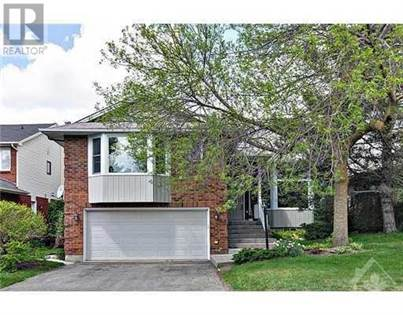 Single Family for rent in 39 HUNTINGS END AVENUE, Ottawa, Ontario, K2M1R2