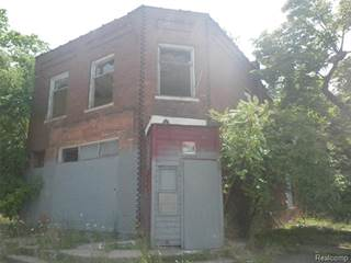 Comm/Ind for sale in 2463 FERRY PARK Street, Detroit, MI, 48208