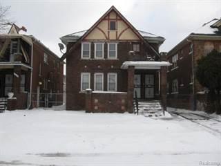 Multi-family Home for sale in 12618 STOEPEL Street, Detroit, MI, 48238