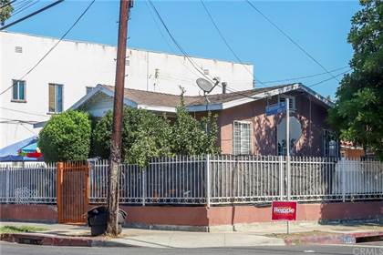 Multifamily for sale in 4176 Compton Avenue, Los Angeles, CA, 90011