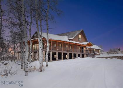 Residential Property for sale in 4482 Bull Run Gulch Road, Butte, MT, 59703
