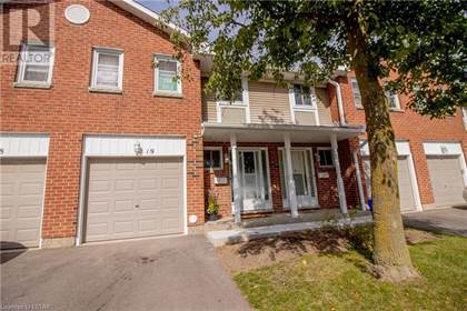 Single Family for sale in 210 HIGHLAND Crescent Unit 19, Kitchener, Ontario, N2M5H7