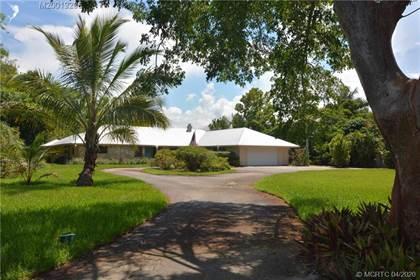 Residential for sale in 22 SE Harbor Point Drive, Stuart, FL, 34996