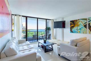 Apartment for sale in GREAT APARTMENT WATERFRONT DOWNTOWN MIAMI, Miami, FL, 33132
