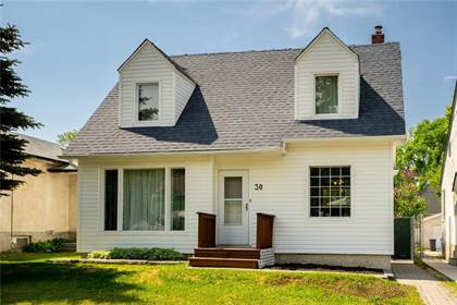 Single Family for sale in 30 Hespeler AVE, Winnipeg, Manitoba, R2L0L1