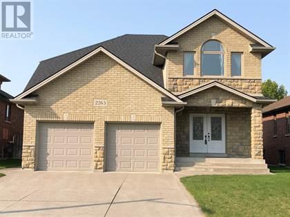 Single Family for sale in 2263 ASKIN AVENUE, Windsor, Ontario, N9B3Y4