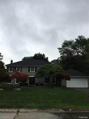 Single Family for rent in 6719 VACHON Drive, Bloomfield Township, MI, 48301