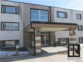 Condo for sale in 1710 Taylor AVE, Winnipeg, Manitoba, R3N0N9