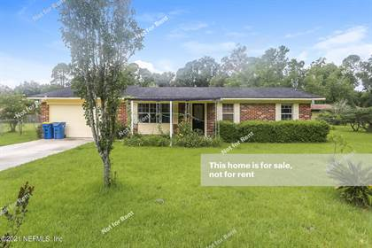 Residential Property for sale in 11110 WOODELM DR W, Jacksonville, FL, 32218
