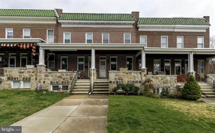 Residential for sale in 3737 BEECH AVENUE, Baltimore City, MD, 21211