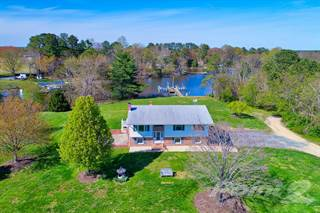 Residential Property for sale in Waterfront Farmette in Saint Mary's County, Abell, MD, 20606
