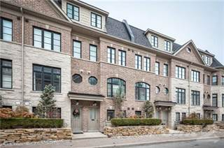 Townhouse for sale in 42 Ruby Lang Lane, Toronto, Ontario