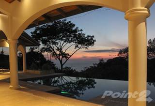 House for sale in Ocean & Year-Round Sunset View House In Ojochal, Ojochal, Puntarenas