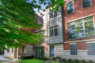 Townhouse for sale in 1806 W. Byron Street, Chicago, IL, 60613