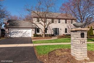 Single Family for sale in 714 South River Road, Naperville, IL, 60540