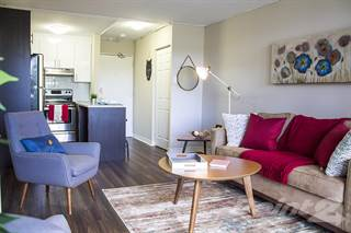 Apartment for rent in Le Neuville - 1101 Rue Rachel - Plan A, Montreal, Quebec