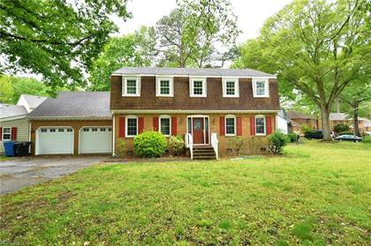 Residential Property for sale in 757 Largo Drive, Virginia Beach, VA, 23464
