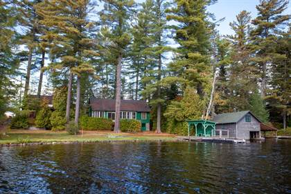 Residential Property for sale in 2 Hogsback Island, Greater Paul Smiths, NY, 12976