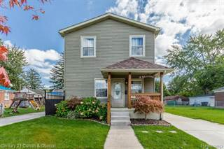 Single Family for sale in 17594 REED Street, Melvindale, MI, 48122