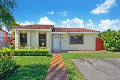 Residential Property for sale in 274 NW 133rd Ct, Miami, FL, 33182