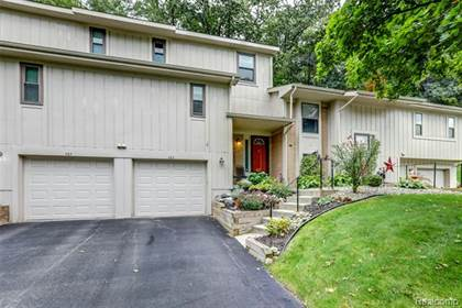 Residential for sale in 462 FOREST Drive, Brighton, MI, 48116
