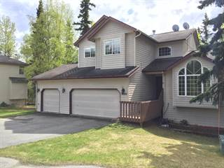 Single Family for sale in 18924 Sokolof Circle, Eagle River, AK, 99577
