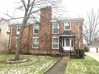 Single Family for rent in 769 Harcourt, Grosse Pointe Park, MI, 48230