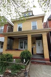 Residential Property for rent in 320 Ophelia St, Pittsburgh, PA, 15213