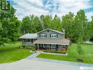 Single Family for sale in 5494 25th Sideroad Side Road, Essa, Ontario