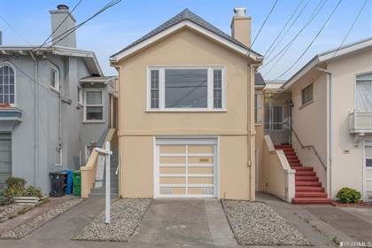 Residential for sale in 2474 33rd Avenue, San Francisco, CA, 94116