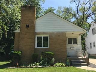 Single Family for sale in 19954 GRANDVIEW Street, Detroit, MI, 48219