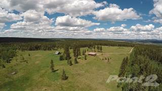 Farm And Agriculture for sale in The Schoolhouse Ranch, 2 Homes on 625 Acres, 100 Mile House, British Columbia