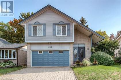 Single Family for sale in 155 SOUTHWOOD Drive, Kitchener, Ontario, N2E2B2