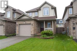 Single Family for sale in 1161 FOXHUNT ROAD, London, Ontario, N6G0C7