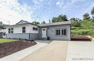 Single Family for sale in 5990 Nagel Street, La Mesa, CA, 91942