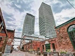 Condo for rent in No address available, Toronto, Ontario, M5A0E2