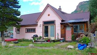 Single Family for sale in 911 Mineral Street, Silverton, CO, 81433
