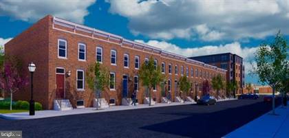 Residential Property for sale in 819 N MADEIRA STREET N, Baltimore City, MD, 21205