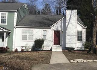 Townhouse for sale in 1047 Plantation Way, Kennesaw, GA, 30144