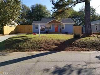 Single Family for sale in 208 Hilltop Drive SW, Atlanta, GA, 30315