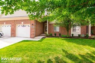 Condo for sale in 29550 Woodpark Cir, Warren, MI, 48092