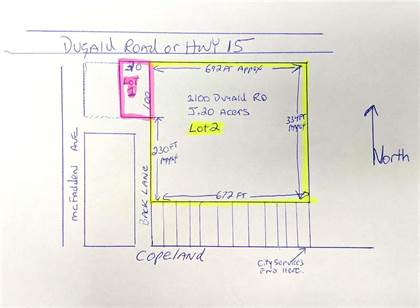 Vacant Land for sale in 3100 Dugald RD, Winnipeg, Manitoba