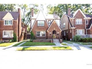 Multi-family Home for sale in 17394 WARRINGTON Drive, Detroit, MI, 48221