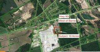 Comm/Ind for sale in 5505 County Rd 90 Exwy, Essa, Ontario, L0M 1T0