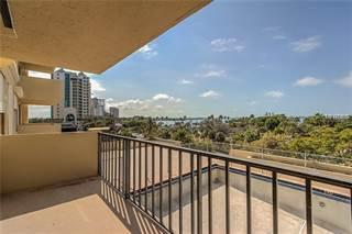 Condo for sale in 101 S GULFSTREAM AVENUE 7J, Sarasota, FL, 34236