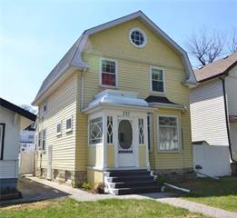 Single Family for sale in 212 Horace ST, Winnipeg, Manitoba, R2H0W4