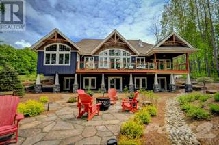 Single Family for sale in 612 SWALLOWDALE RD, Huntsville, Ontario