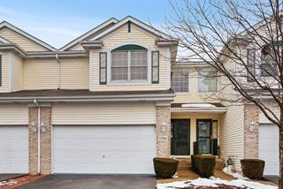 Townhouse for sale in 17261 Long Bow Drive, Lockport, IL, 60441