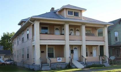 Multifamily for sale in 824 W Columbia Street, Springfield, OH, 45504
